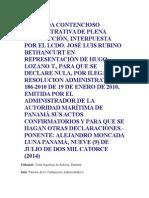 JURISPRUDENCIA DE PERSONAL TRANSITORIO Y AD NUTUM.docx