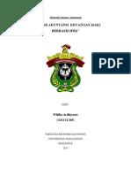 Standar Akuntansi Keuangan SAK Berbasis IFRS