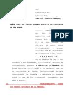 Modelo de Contestacion de Demanda (1)