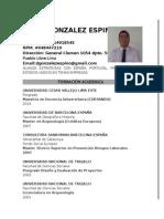David Gonzalez Espino