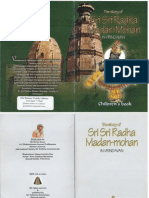Story of Sri Sri Radha Madan Mohan