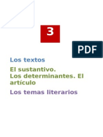 Solucionario Tema 3 Los Textos