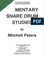 Elementary Snare Studies.pdf