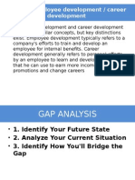 Answer Employee Development