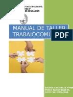 Guia Del Taller