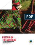 Cotton Procurement Guide