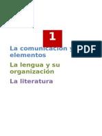 Solucionario Tema 1.La Comunicación y Sus Elementos