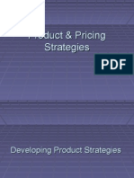 product pricing strategies
