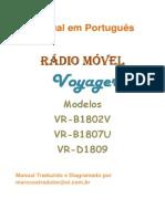 Voyager 1081 Portugues