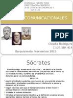 Filosofia aportes comunicacionales