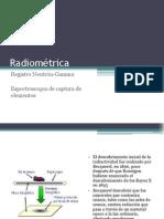 Radiometrica 1