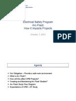 Electrical Safety Program_Arc Flash