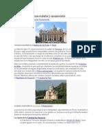 Arquitectura Renacentista y Manierista