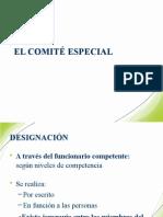 Comite Especial y Funcionaris Responsables-1-120924103942-Phpapp02