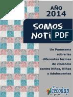 Violencia Ninez y Adolescencia Informe Completo 2014