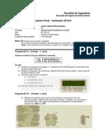 2012-II Microcontroladores f