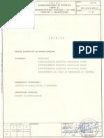 Norma CADAFE 138-88 Transformadores de Potencia Parte II- Caracteristicas Tecnicas- Construccion y Generales