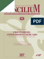 Cristianismo, Consumismo y Mercado
