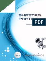 Shastra Pratibha 2015 Seniors Booklet