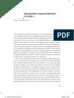 Presidencialismo Pluralista o Progreso - Anibal Perez Liñan