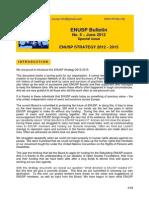 Enusp Bulletin No5-June2012