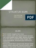 STRUKTUR BUMI