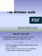 Lecture2 Distances to the Stars