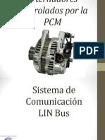 Alternadores Controlados Por PCM
