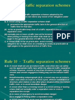 Rule 10 - Traffic Separation Schemes