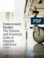 Hospital Infections and Costs