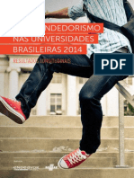 Empreendedorismo Nas Universidades Brasileiras 2014 - Longitudinais