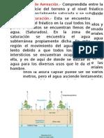 Apuntes Geohidrología Uaz 2015