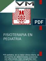 Fisioterapia en Pediatria