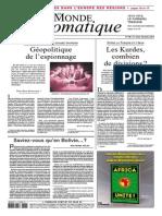 Le Monde Diplomatique 2014 11