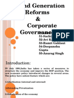 Corporate Governance Gr p 11