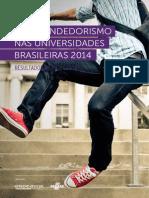 Empreendedorismo Nas Universidades Brasileiras 2014 - Professores