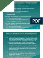 Rule 18 - Responsibilities Between Vessels.ppt
