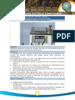 Actividad Central 1  Instalaciones eléctricas domiciliarias