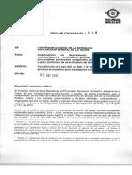 Circular 018-2015 PGN- Empalmes