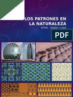 Fractales, Patrones, Diseño