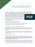 Instrucciones AEAT Sobre Sociedades Civiles y Comunidades de Bienes