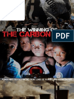 The Winning of the Carbon War November 2015