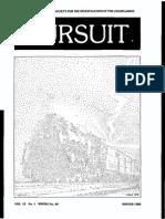 Pursuit Magazine, No 49-59 Combined