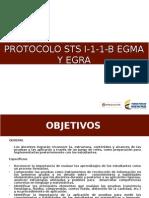 Presentacion Protocolo I-1-1b Egma y Egra