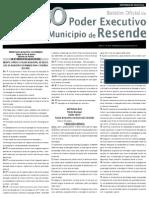 Lei Municipal 3190 2015 - Plano Municipal de Educação Publicado