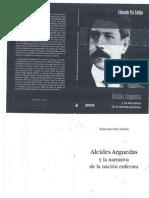 Alcides Arguedas y La Narrativa de La Nación Enferma