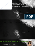 Ortodoncia y Ortopedia