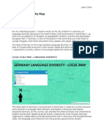 language diversity map