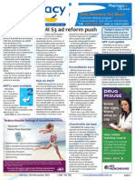 Pharmacy Daily for Mon 23 Nov 2015 - ASMI S3 ad reform push, PSA Vic POTY, GuildCare updates, Weekly Comment and much more