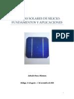 Celulas Solares de Silicio